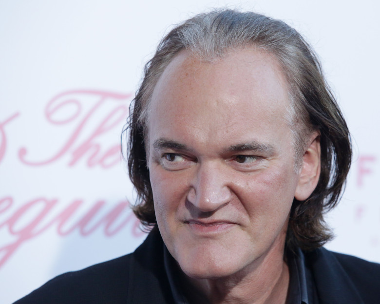 QUENTIN TARANTINO APOLOGIZES FOR THE LAST ACT OF DJANGO UNCHAINED