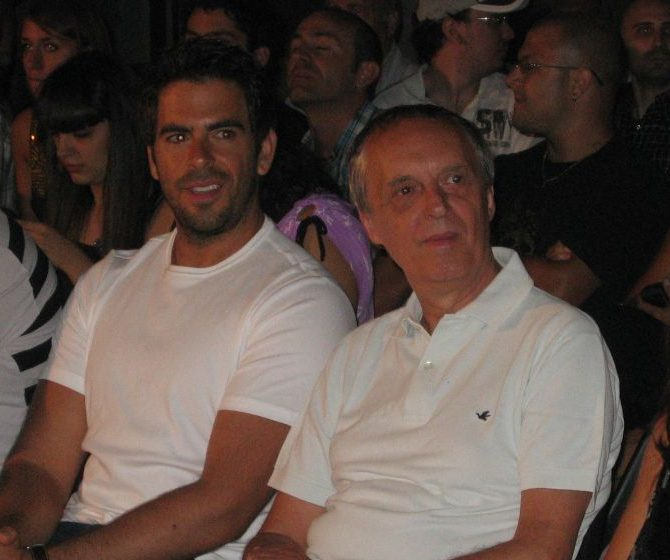 ELI ROTH IS THE NEW DARIO ARGENTO, CLAIMS ELI ROTH