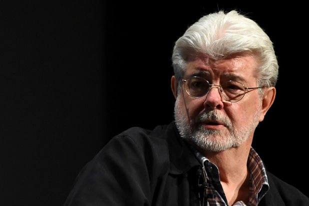 GEORGE LUCAS WORKING ON ROM-COM