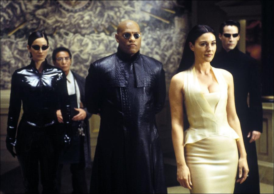RUSSIANS HAVE WEAPONIZED MATRIX RELOADED