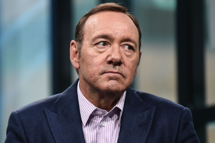 KEVIN SPACEY TO RETURN IN MILK 2