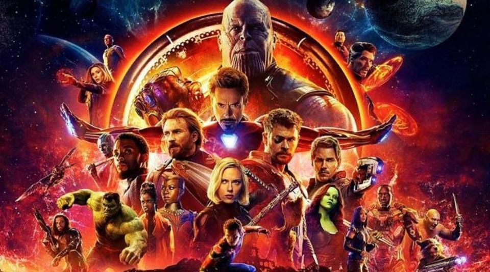 AVENGERS: INFINITY WAR SEQUEL CANCELED