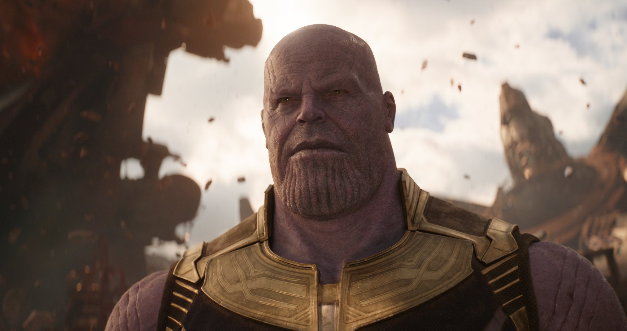 BOX OFFICE REPORT: AVENGERS INFINITY WAR MAKES MONEY