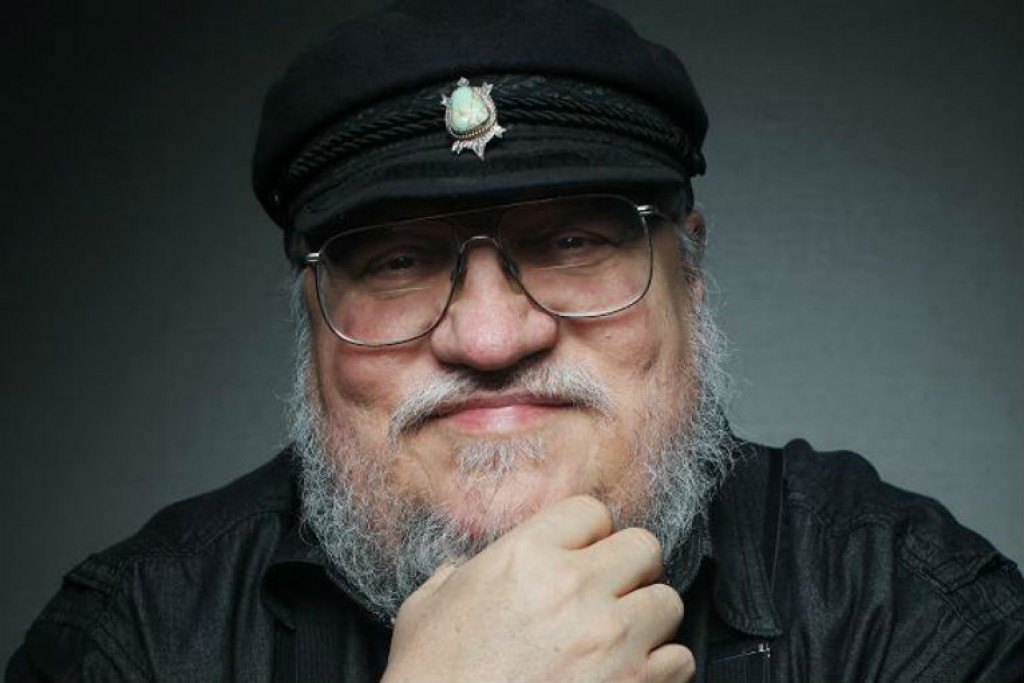 GAME OF THRONES PREQUEL WILL SHOW GEORGE RR MARTIN STEALING JRR TOLKIEN'S INITIALS