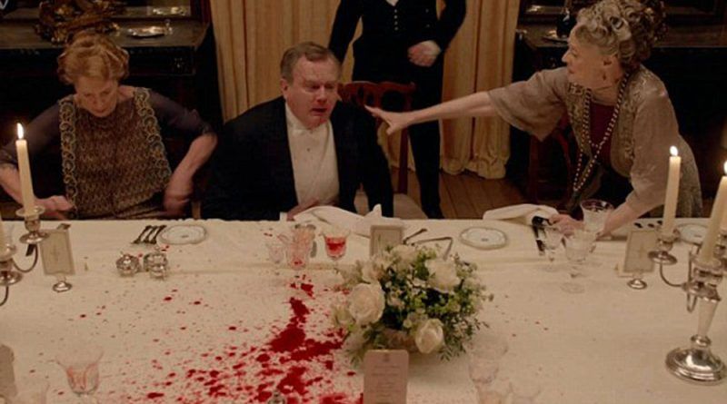 QUENTIN TARANTINO TAPPED TO DIRECT DOWNTON ABBEY