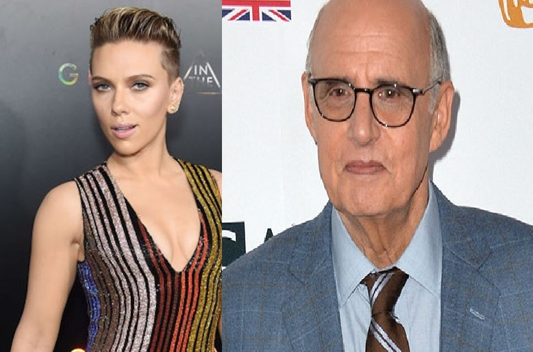 SCARLETT JOHANSSON TO REPLACE JEFFREY TAMBOR IN TRANSPARENT
