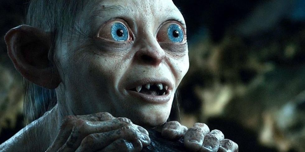 VENICE FILM FESTIVAL TO OPEN WITH GOLLUM