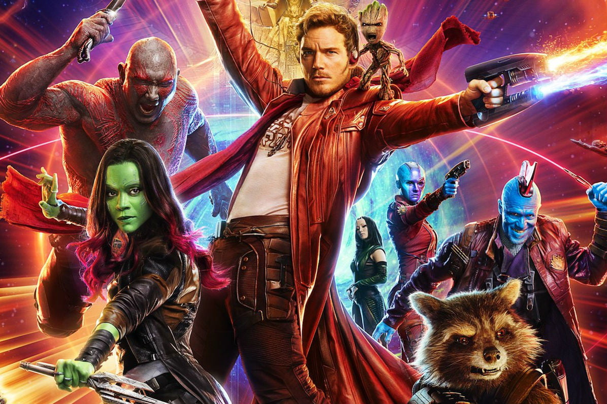 GUARDIANS OF THE GALAXY VOL. 3 VILLAIN TO BE SINGLE USE PLASTIC