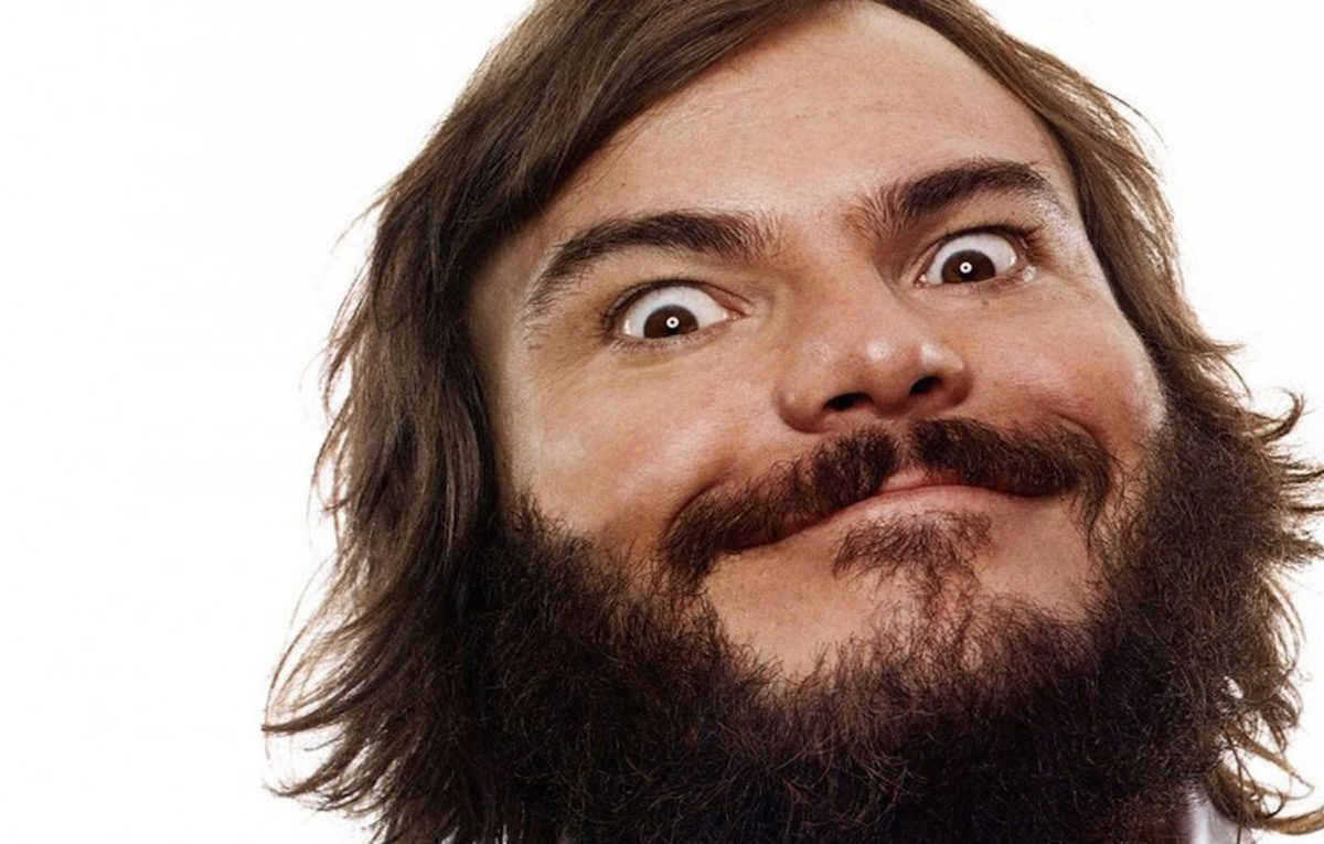 5 FACTS YOU NEVER KNEW ABOUT JACK BLACK