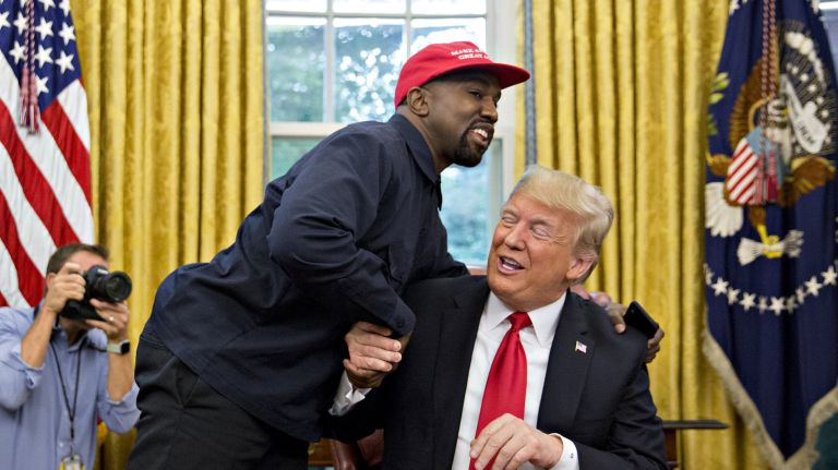 KANYE WEST IS AN ASSHOLE