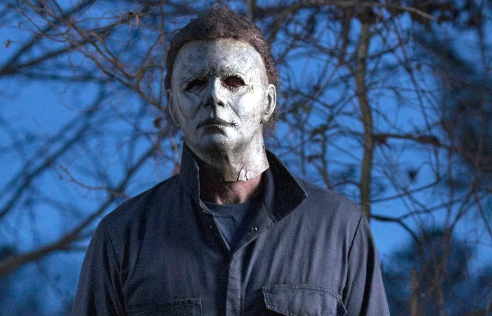 HALLOWEEN – HORROR AS MICHAEL MYERS UNMASKED