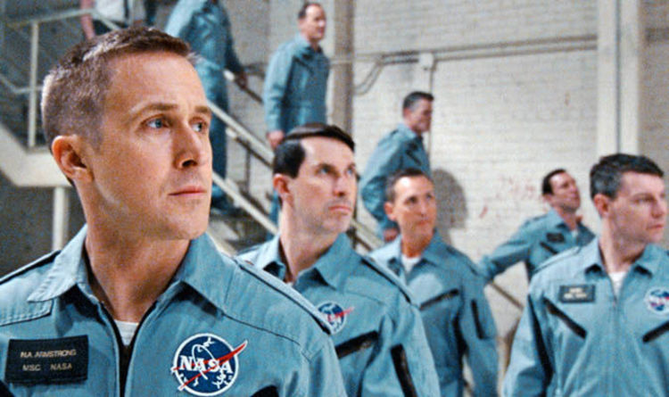 RYAN GOSLING PLANTS FLAG IN THEATRICAL CUT OF FIRST MAN
