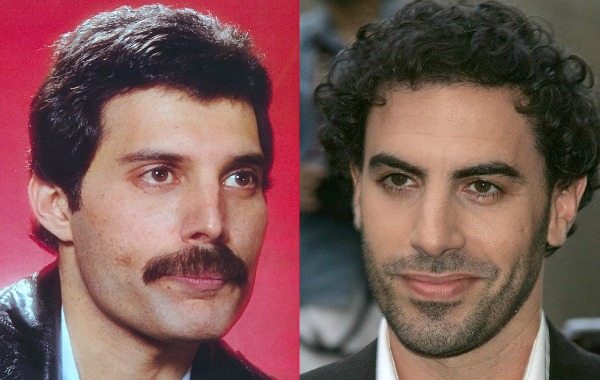 SACHA BARON COHEN TO MAKE RIVAL FREDDIE MERCURY FILM