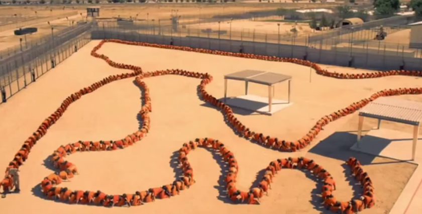 HUMAN CENTIPEDE TO HOST OSCARS