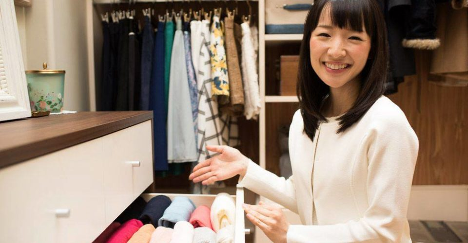 MARIE KONDO ARRESTED AS A SUSPECTED SERIAL KILLER