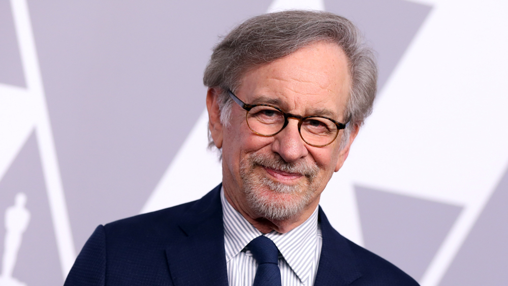 STEVEN SPIELBERG LOSES NETFLIX PASSWORD
