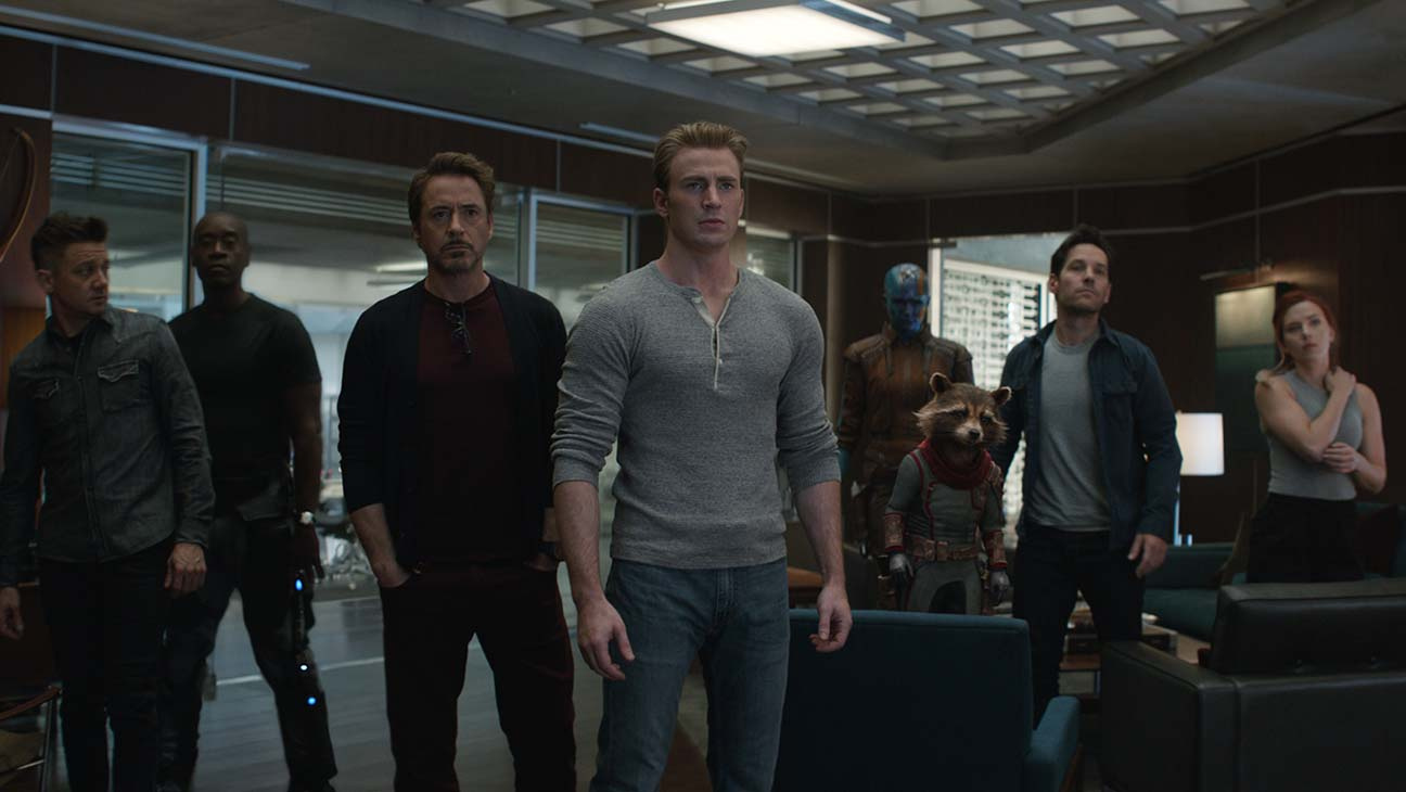 AVENGERS: ENDGAME MAKES NO MONEY