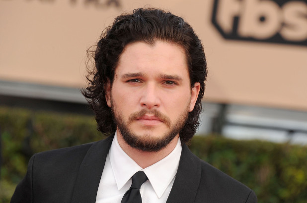 KIT HARINGTON TO STAR IN BLACKADDER REMAKE