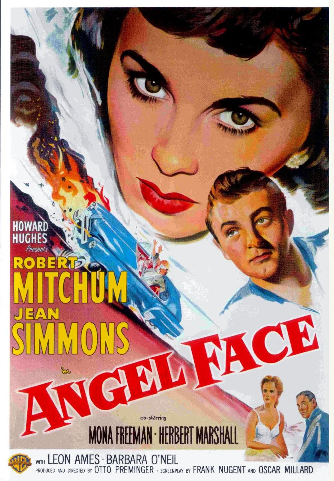 STUDIO EXEC'S FILM NOIR BUCKET: 2. ANGEL FACE