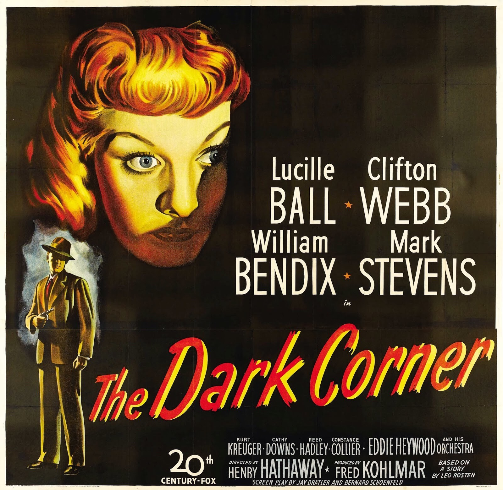 STUDIO EXEC'S FILM NOIR BUCKET: 1. THE DARK CORNER
