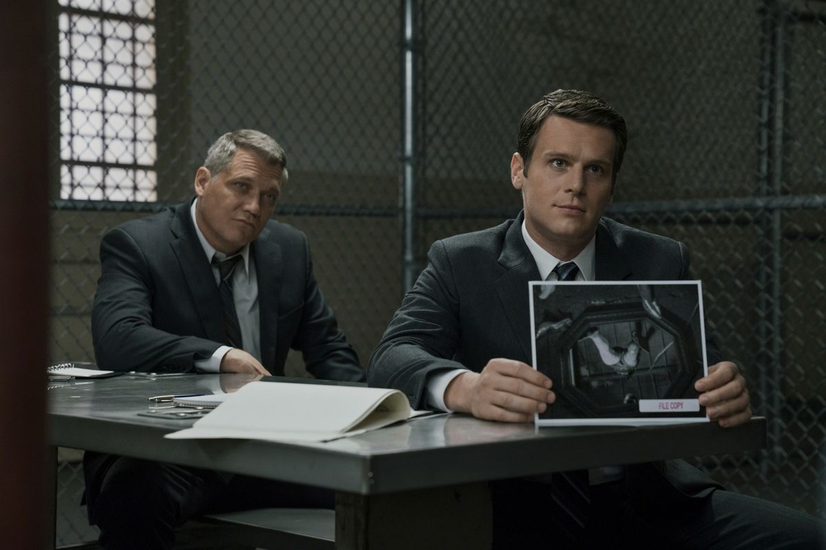 MINDHUNTER MAKES SERIAL KILLERS BORING SAY SERIAL KILLERS