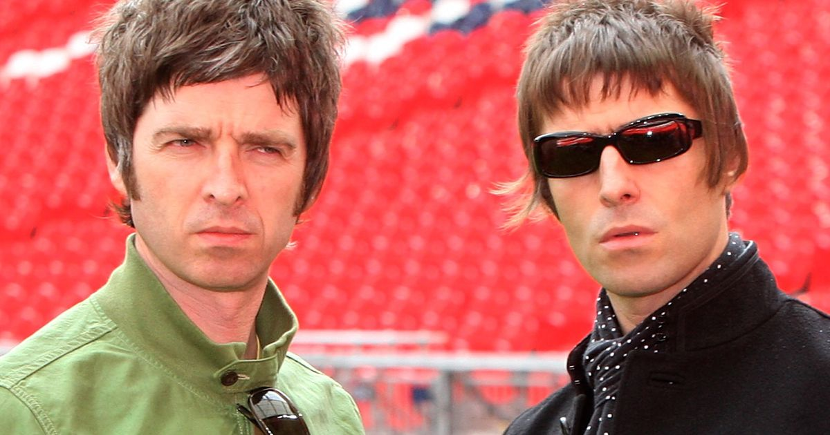 TOM HARDY TO PLAY NOEL & LIAM GALLAGHER