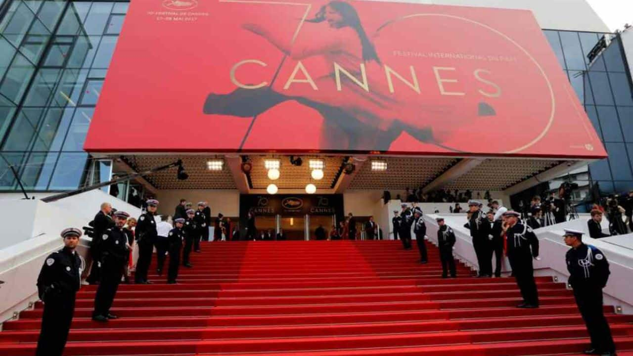 CANNES FILM FESTIVAL BEGINS
