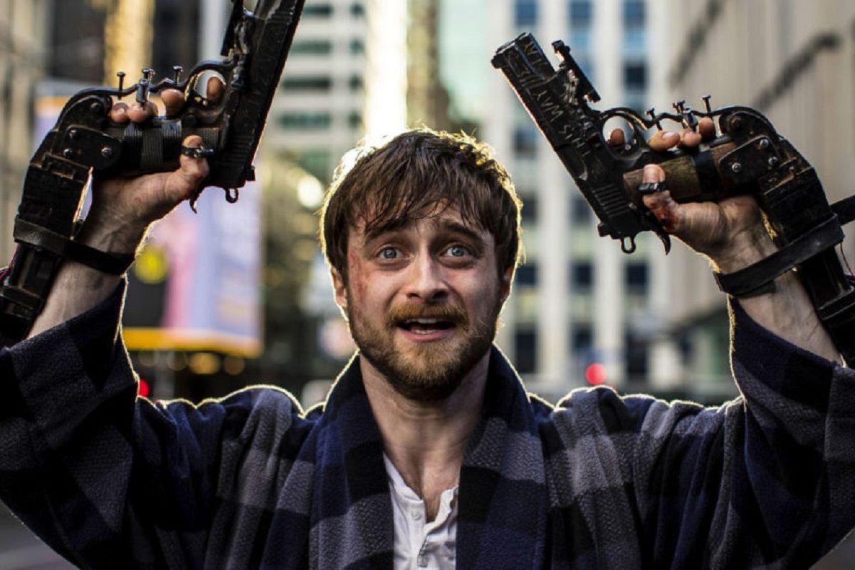 DANIEL RADCLIFFE STARS AS NOT HARRY POTTER