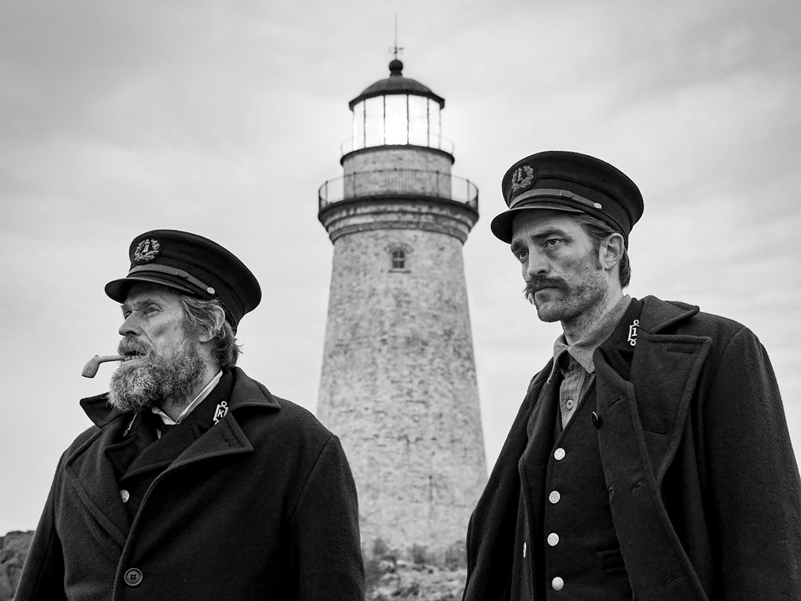 ROBERT PATTINSON AND WILLEM DAFOE TO PRESENT LOCKDOWN VERSION OF THE LIGHTHOUSE