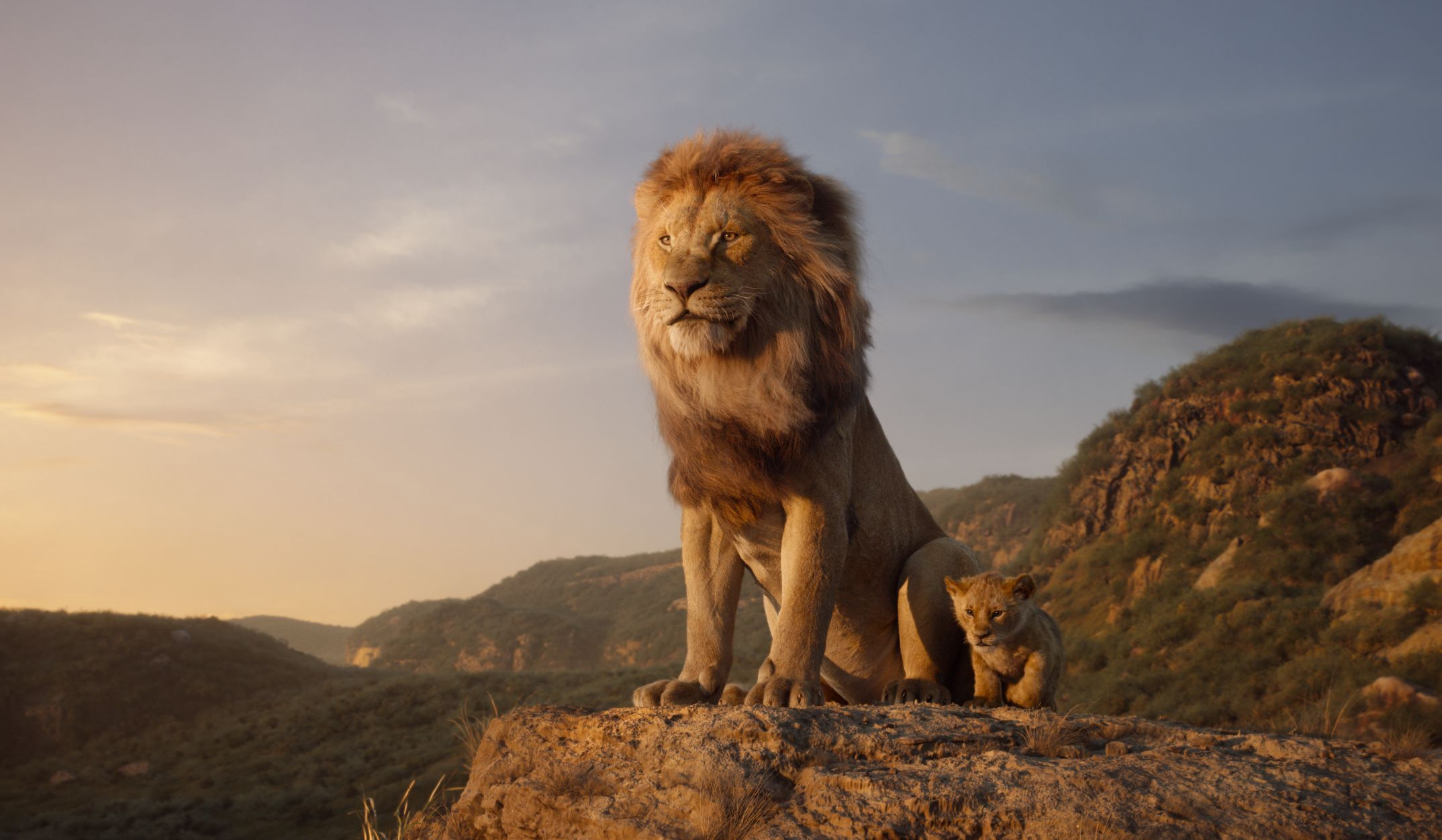 DISNEY TO REMAKE THE LION KING AS A CARTOON