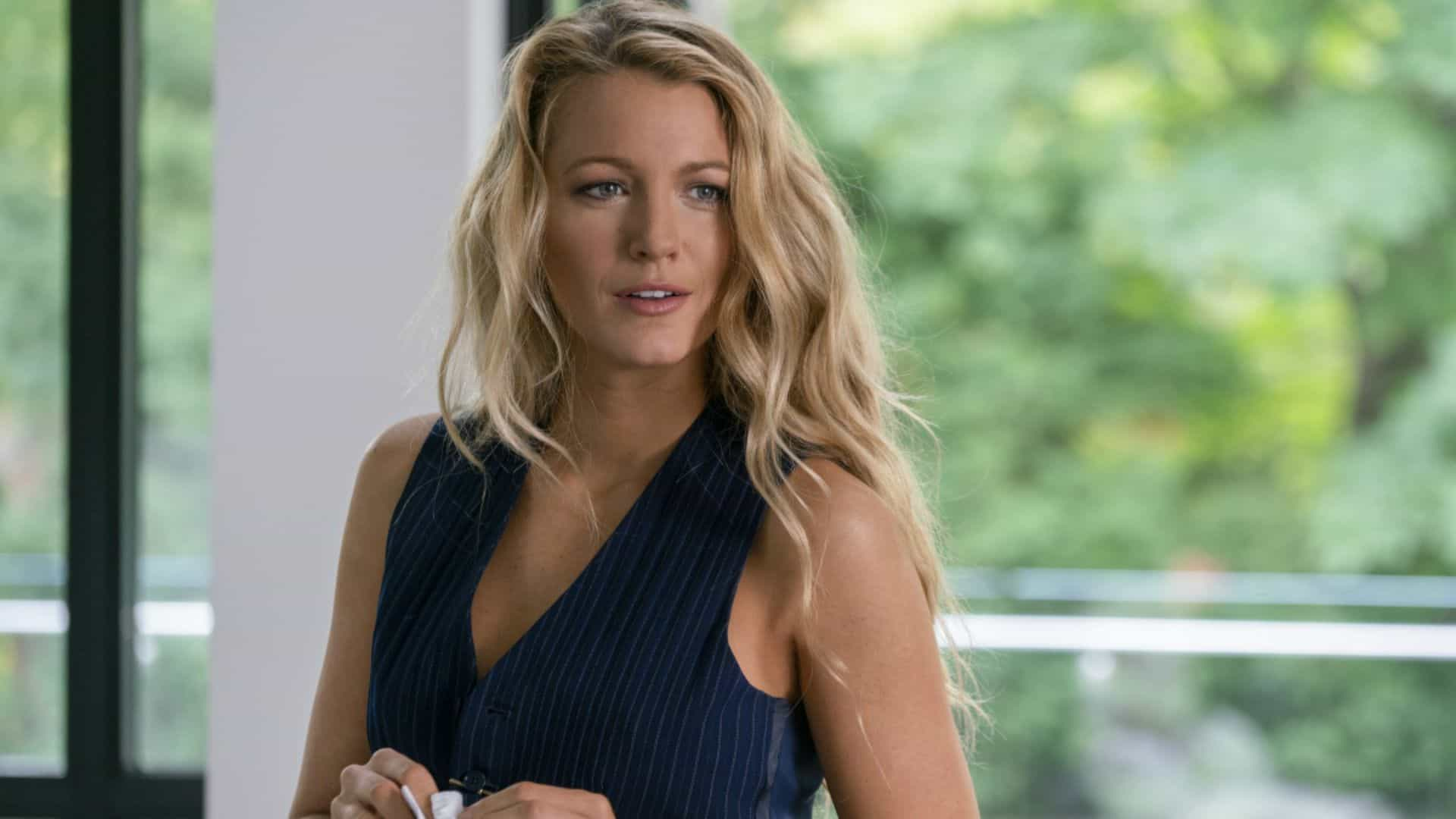 BLAKE LIVELY TO STAR IN BLAKE'S 7 REMAKE