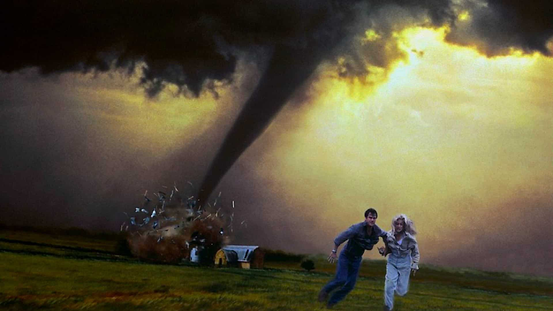 COULD TWISTER REMAKE BRING PEACE TO THE MIDDLE EAST?