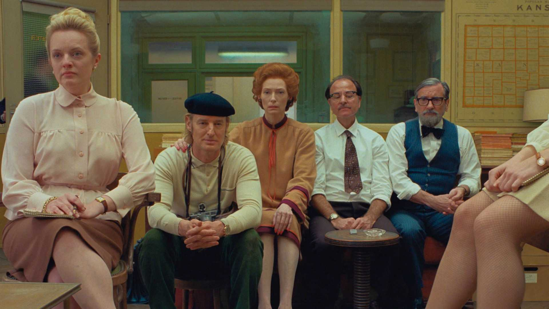 EXCLUSIVE: WES ANDERSON TALKS THE FRENCH DISPATCH
