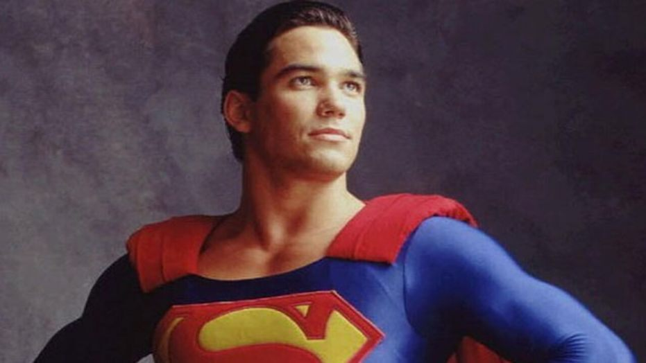 DEAN CAIN IS THE NEW SUPERMAN FOR THE DCEU