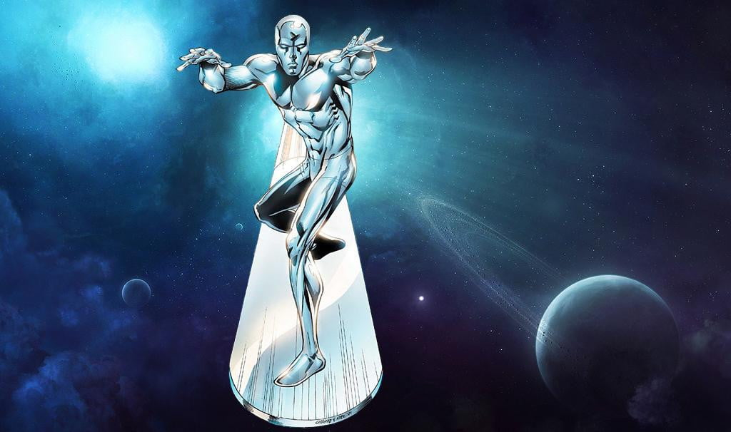 DANIEL DAY-LEWIS TO PLAY THE SILVER SURFER