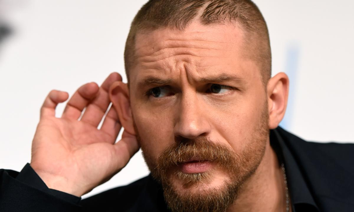 TOM HARDY CAN HEAR WHAT GHOSTS ARE SAYING